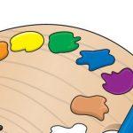 кисточка, картинка кисточка для детей