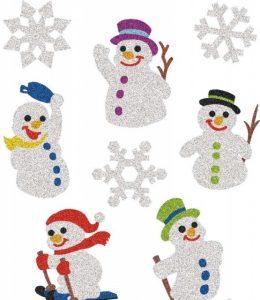 занятие в младшей группе по аппликации, картинка снеговики, снеговики для аппликации