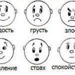 эмоции, картинка эмоции, занятие эмоции