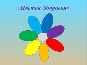 цветок здоровья