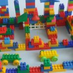 лего в детском саду