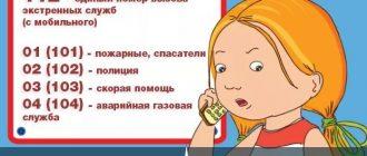развлечение в детском саду, телефоны экстренных служб для детей