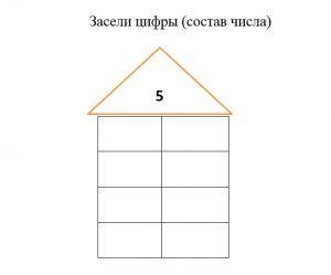 математика в старшей группе