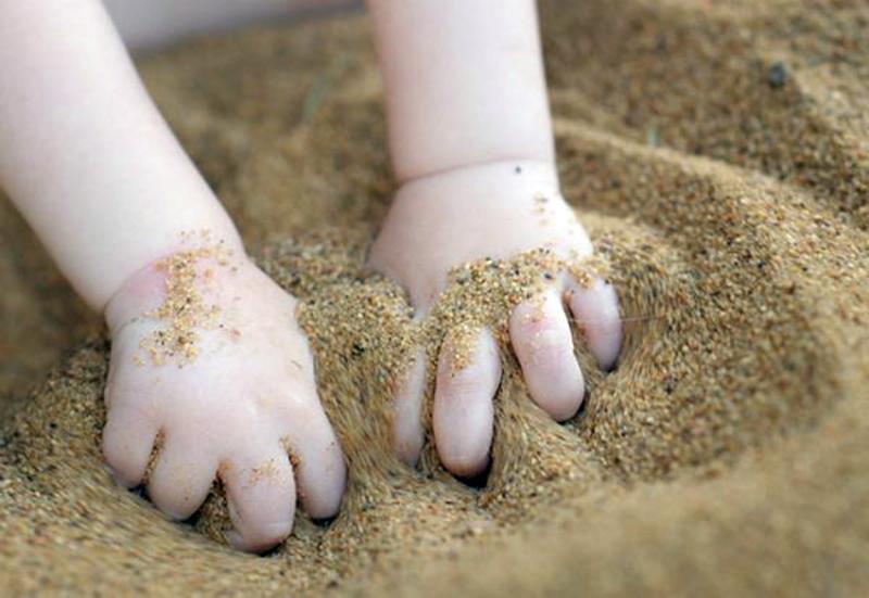 треугольное игры на песке с картинками пусть будет очень-очень