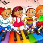 музыкальное развлечение в детском саду