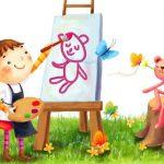 рисование в жизни ребенка