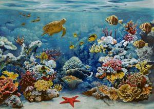 морской ландшафт