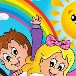 развлечение в детском саду