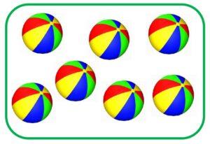 7 мячей