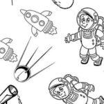 занятие космос